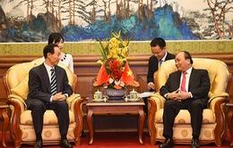 Thủ tướng hội kiến Phó Chủ tịch Chính hiệp Trung Quốc