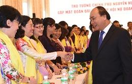 Thủ tướng gặp mặt đoàn đại biểu Hiệp hội nữ doanh nhân Việt Nam