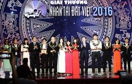 Nhân tài đất Việt 2016: Vinh danh 2 giải Nhất CNTT