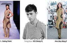 Tùng Leo cứu thí sinh thiết kế trang phục cục mịch cho Hoa hậu Đặng Thu Thảo