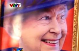 Người dân Anh chúc mừng sinh nhật Nữ hoàng Elizabeth II