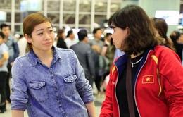 Hà Thanh bắt đầu hành trình săn vé dự Olympic Rio 2016