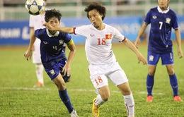 Lịch sử đối đầu giữa ĐT bóng đá nữ Việt Nam và ĐT nữ Thái Lan