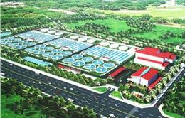 Hà Nội xây dựng nhà máy xử lý nước thải lớn nhất