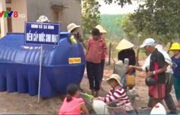 Kon Tum hỗ trợ nước sạch cho người dân vùng hạn
