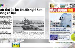 Nước thử áp lực Liên hợp Lọc hóa dầu Nghi Sơn không có hại