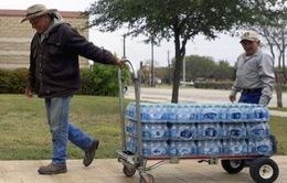 Dỡ bỏ cảnh báo ô nhiễm nguồn nước ở Texas, Mỹ