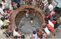 60% nước tại Nam Á bị nhiễm mặn và asen