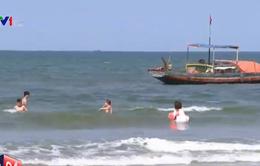 Nước biển tại 4 tỉnh miền Trung đều an toàn