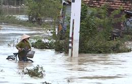 Hệ thống thoát lũ ở Khánh Hòa nghẽn một số điểm