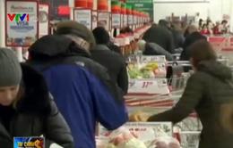 Nga có thể thiệt hại 11% GDP do các biện pháp trừng phạt kinh tế