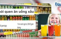 """Nước ngọt có ga: Thế giới """"tẩy chay"""", Việt Nam vẫn """"nghiện"""""""