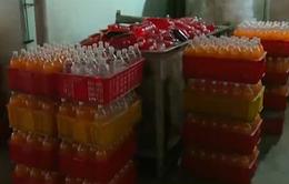 Mục sở thị lò sản xuất nước ngọt từ nước giếng khoan