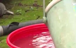 Đăk Lăk: Dân khốn đốn vì nước sinh hoạt nhiễm xăng dầu
