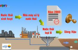 Nhà máy xử lý nước thải Cần Thơ sau 13 năm vẫn chưa thể hoạt động