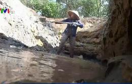 Mực nước ngầm ở ĐBSCL giảm khoảng 15m