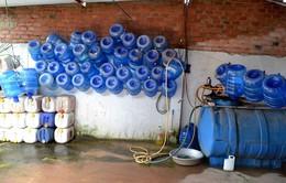 Quảng Nam: Nhiều cơ sở sản xuất nước uống đóng chai không đảm bảo chất lượng