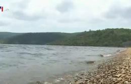 Hồ nước ngọt duy nhất tại Phú Quốc có nguy cơ khô hạn