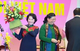 Ra mắt nhóm nữ đại biểu Quốc hội khóa XIV