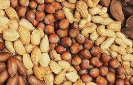 Ăn quả hạch hàng ngày giúp giảm 20% nguy cơ tử vong