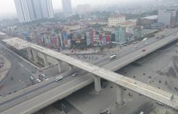 Khởi công dự án đường Vành đai 3 đoạn Mai Dịch - cầu Thăng Long
