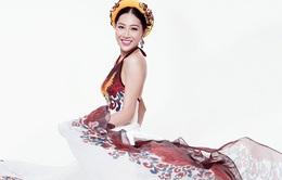 Ngắm loạt trang phục truyền thống của Diệu Ngọc tại Miss World