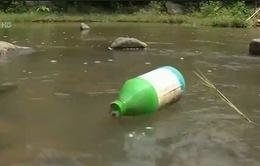 Quảng Trị: Người dân sử dụng thuốc bảo vệ thực vật tràn lan gây ô nhiễm nguồn nước