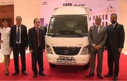 Người tiêu dùng Việt có thêm lựa chọn với xe tải nhẹ Tata Super Ace
