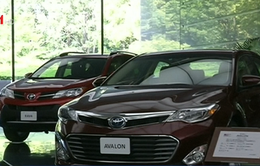 Toyota thu hồi 5,8 triệu xe ô tô