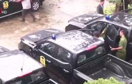 Đà Nẵng trang bị 56 ô tô tuần tra cho công an phường