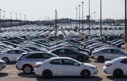 Mỹ: Doanh số bán ô tô cao kỷ lục trong năm 2016