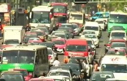 Người dân Mexico City gặp khó trước lệnh cấm về lưu thông ô tô
