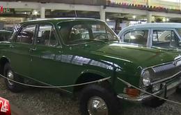 Dấu ấn khó phai thế giới ô tô thời Liên Xô
