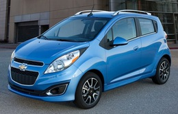 Giá xe ô tô dung tích nhỏ dự kiến giảm nhẹ