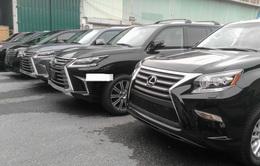 Truy thu gần 1.000 tỷ đồng tiền thuế với ô tô nhập theo diện quà biếu, tặng