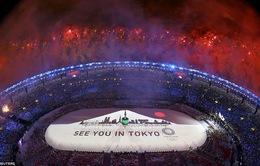 Bế mạc Olympic Rio 2016: Tạm biệt Brazil, hẹn gặp lại ở Tokyo 2020
