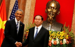Chuyến thăm Việt Nam của Tổng thống Mỹ Barack Obama qua ảnh
