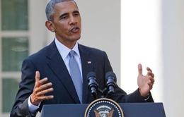 Tổng thống Obama: Cần cho ông Trump thêm thời gian