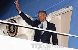 Tổng thống Mỹ công du Hy Lạp