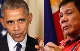 Mỹ phản ứng về việc Philippines kêu gọi Mỹ rút quân