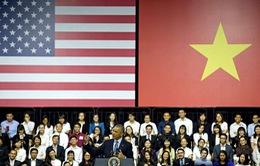 Báo chí trong và ngoài nước với tâm điểm Tổng thống Mỹ thăm Việt Nam