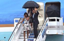 Những bí mật thú vị về các chuyến công du của Tổng thống Mỹ