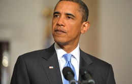 VTV truyền hình trực tiếp Tổng thống Obama phát biểu tại Trung tâm Hội nghị quốc gia