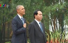 Lịch trình của Tổng thống Obama tại Việt Nam