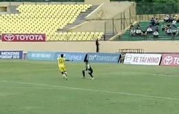 VIDEO V.League 2016: Odat ghi bàn mở tỉ số SLNA vào lưới HAGL