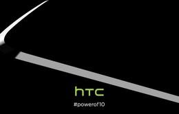 HTC One M10 có thêm tùy chọn bộ nhớ trong 64GB