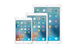 Apple sẽ trình làng 3 mẫu iPad mới vào tháng 3/2017