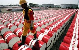 Giá dầu lao dốc mạnh sau dự báo của IMF