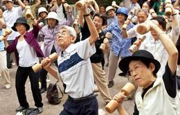 Bí quyết bách niên giai lão của người Nhật Bản