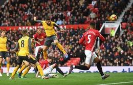 Sao Man Utd: Hòa Arsenal khác nào thua thảm